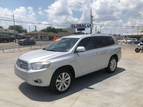 2008 Toyota Highlander Hybrid for sale at Suzuki of Tulsa - Global car Sales in Tulsa OK