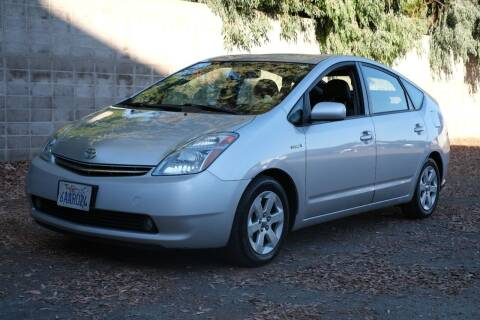 2007 Toyota Prius for sale at Sports Plus Motor Group LLC in Sunnyvale CA