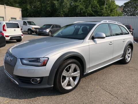 2013 Audi Allroad for sale at SKY AUTO SALES in Detroit MI