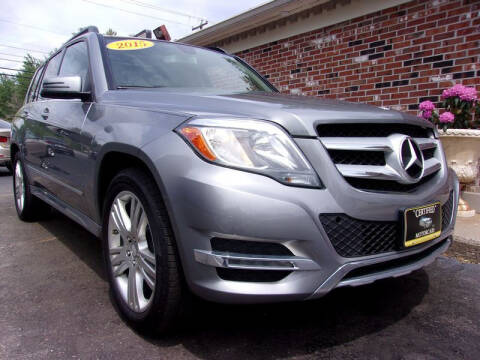 2015 Mercedes-Benz GLK for sale at Certified Motorcars LLC in Franklin NH
