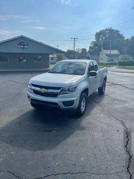 2018 Chevrolet Colorado for sale at Austin Auto in Coldwater MI