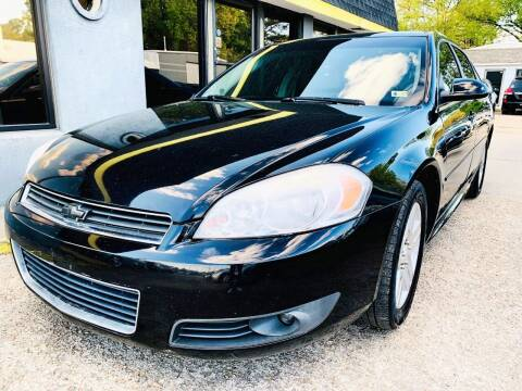 2011 Chevrolet Impala for sale at Auto Space LLC in Norfolk VA