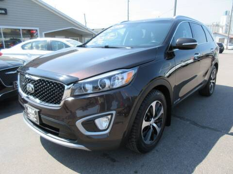 2016 Kia Sorento for sale at Dam Auto Sales in Sioux City IA