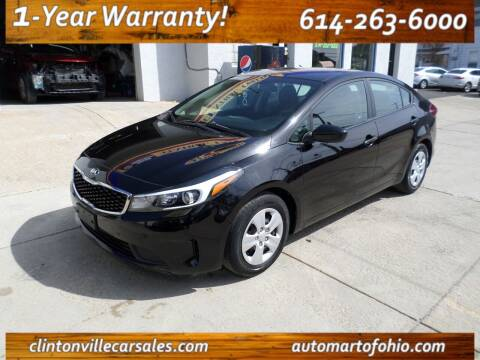 2018 Kia Forte for sale at Clintonville Car Sales in Columbus OH