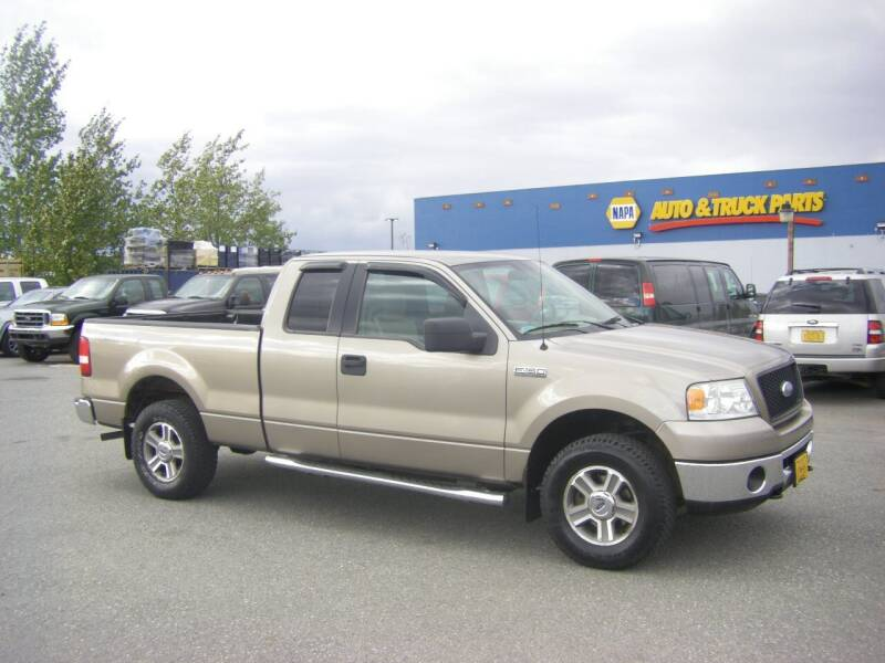 2006 Ford F-150 for sale at NORTHWEST AUTO SALES LLC in Anchorage AK