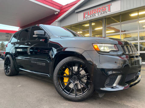 2018 Jeep Grand Cherokee for sale at Furrst Class Cars LLC  - Independence Blvd. in Charlotte NC