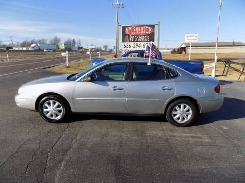 2006 Buick LaCrosse for sale at MYLENBUSCH AUTO SOURCE in O` Fallon MO