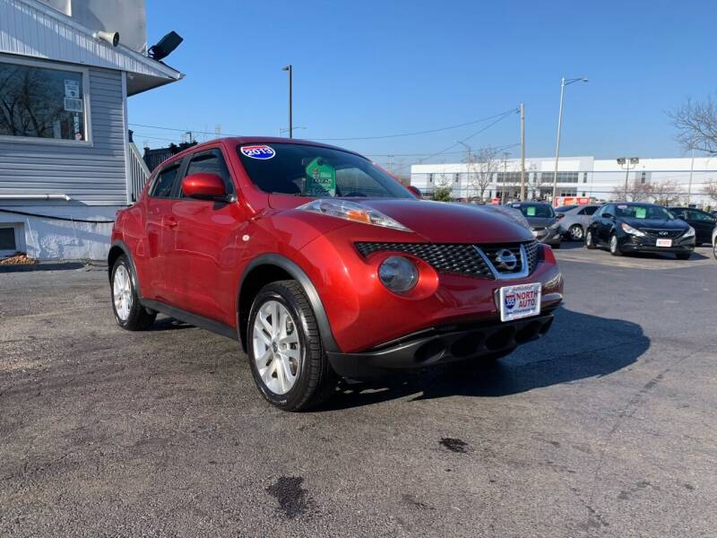 2013 Nissan JUKE for sale at 355 North Auto in Lombard IL