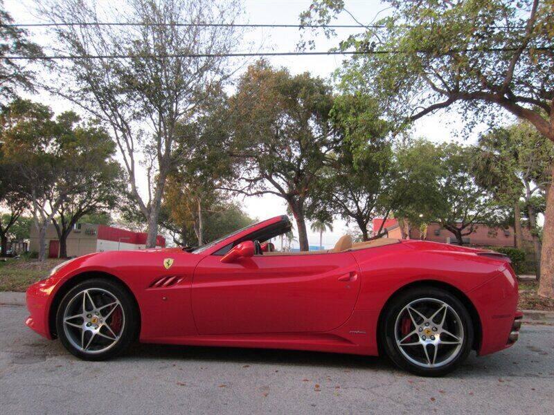 2010 Ferrari California for sale at Auto Sport Group in Delray Beach FL