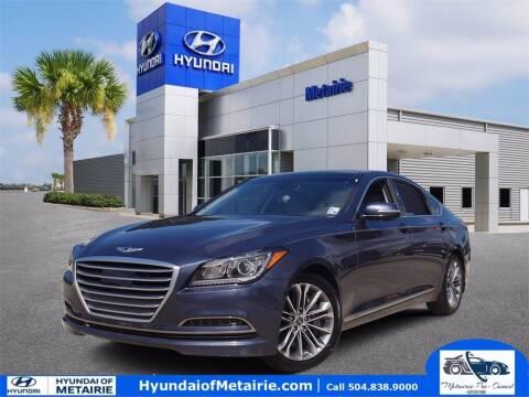 2015 Hyundai Genesis for sale at Metairie Preowned Superstore in Metairie LA