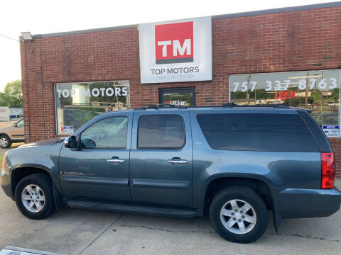 2009 GMC Yukon XL for sale at Top Motors LLC in Portsmouth VA
