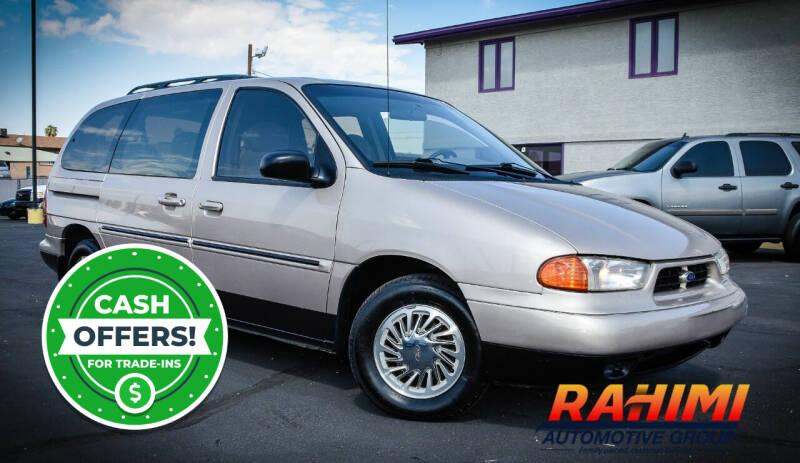 1998 Ford Windstar for sale at Rahimi Automotive Group in Yuma AZ