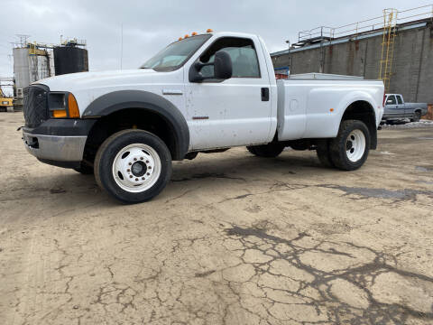 2005 Ford F-450 Super Duty for sale at Truck Buyers in Magrath AB
