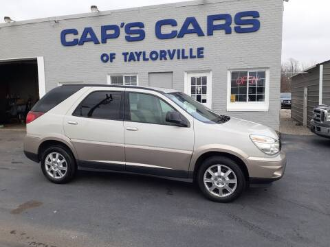 2005 Buick Rendezvous for sale at Caps Cars Of Taylorville in Taylorville IL