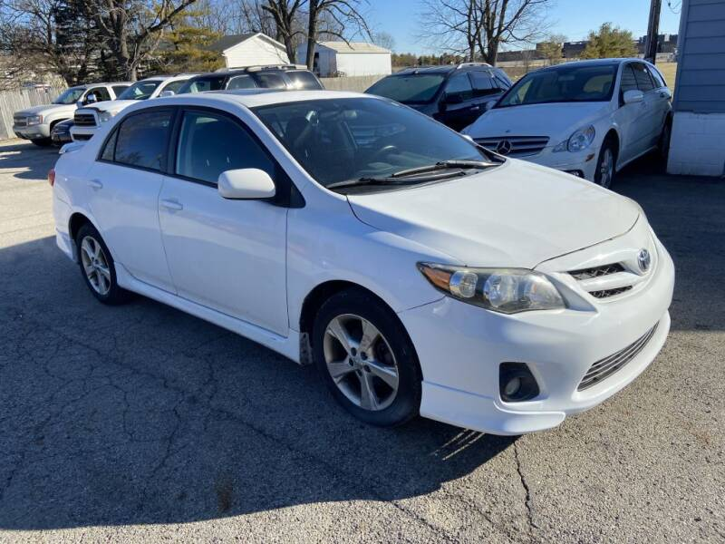 2012 Toyota Corolla for sale at Stiener Automotive Group in Galloway OH