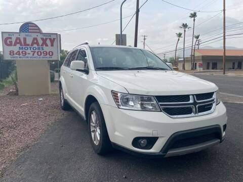 2015 Dodge Journey for sale at GALAXY MOTORS in Tucson AZ
