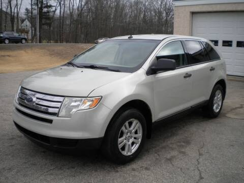 2007 Ford Edge for sale at Route 111 Auto Sales in Hampstead NH