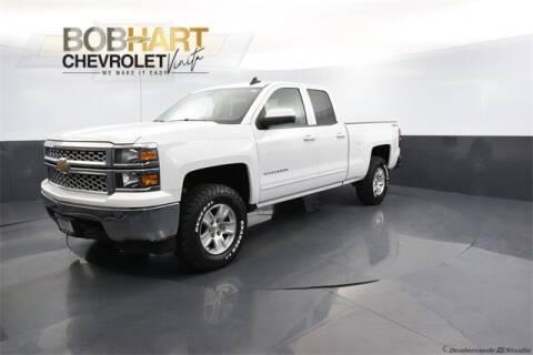 2015 Chevrolet Silverado 1500 for sale at BOB HART CHEVROLET in Vinita OK