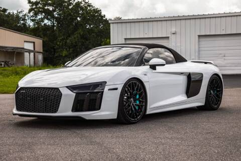 2017 Audi R8 for sale at Exquisite Auto in Sarasota FL