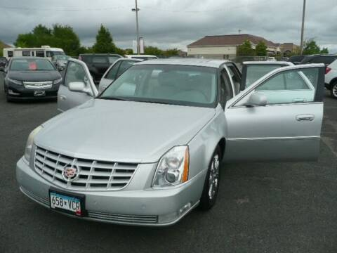 2011 Cadillac DTS for sale at Prospect Auto Sales in Osseo MN