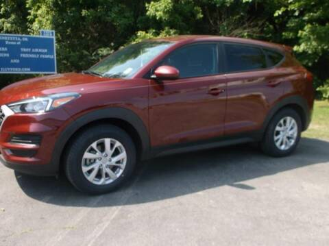 2019 Hyundai Tucson for sale at Luv Motor Company in Roland OK