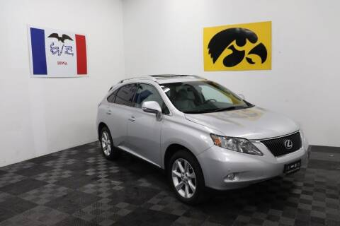 2011 Lexus RX 350 for sale at Carousel Auto Group in Iowa City IA