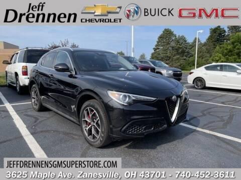 2019 Alfa Romeo Stelvio for sale at Jeff Drennen GM Superstore in Zanesville OH