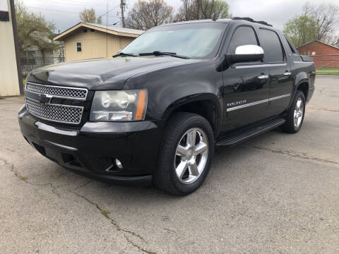 2011 Chevrolet Avalanche for sale at Elders Auto Sales in Pine Bluff AR