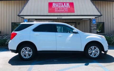 2012 Chevrolet Equinox for sale at Butler Enterprises in Savannah GA