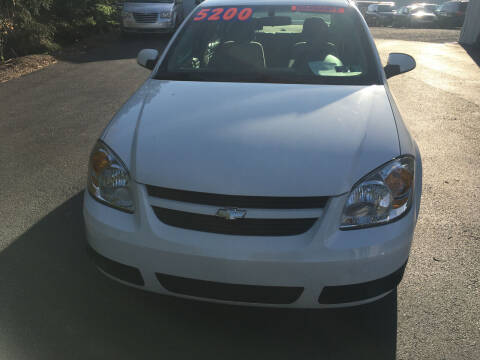 2006 Chevrolet Cobalt for sale at BIRD'S AUTOMOTIVE & CUSTOMS in Ephrata PA