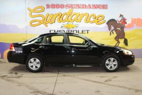 2015 Chevrolet Impala Limited for sale at Sundance Chevrolet in Grand Ledge MI