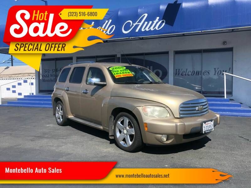 2006 Chevrolet HHR for sale at Montebello Auto Sales in Montebello CA