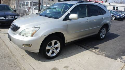 2004 Lexus RX 330 for sale at GM Automotive Group in Philadelphia PA