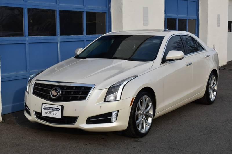 2013 Cadillac ATS 3.6L Premium AWD 4dr Sedan