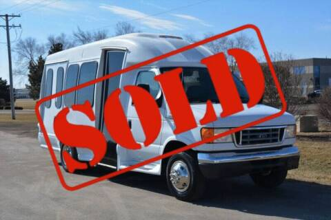 2006 Ford E-350 for sale at Signature Truck Center - Shuttle Buses in Crystal Lake IL
