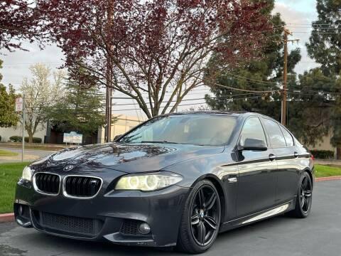 2011 BMW 5 Series for sale at AutoAffari LLC in Sacramento CA