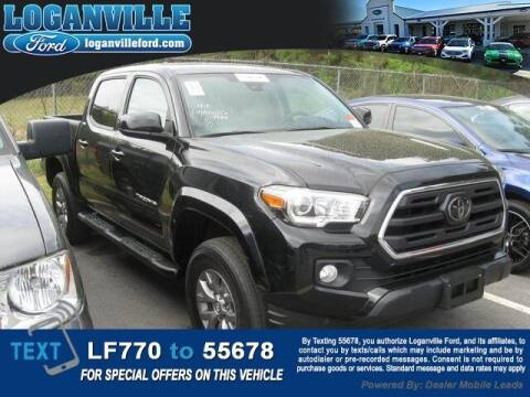 2018 Toyota Tacoma for sale at Loganville Quick Lane and Tire Center in Loganville GA