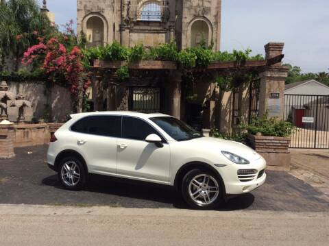 2012 Porsche Cayenne for sale at SC SALES INC in Houston TX