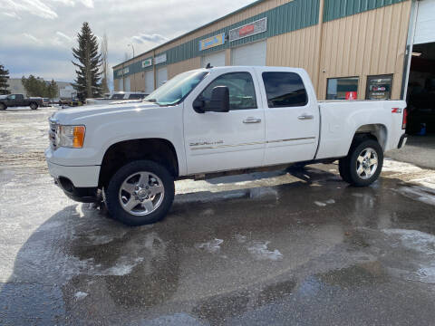 2011 GMC Sierra 2500HD for sale at Canuck Truck in Magrath AB