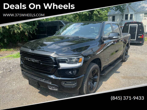 2019 RAM Ram Pickup 1500 for sale at Deals on Wheels in Suffern NY