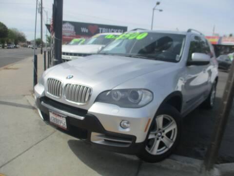 2008 BMW X5 for sale at Quick Auto Sales in Modesto CA