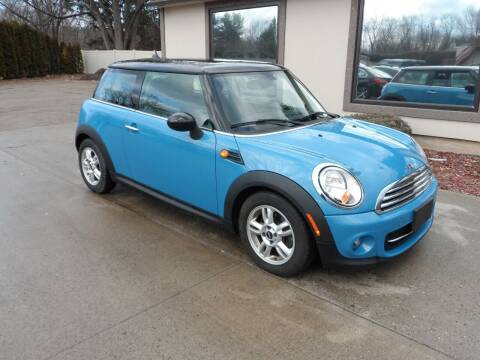 2013 MINI Hardtop for sale at VITALIYS AUTO SALES in Chicopee MA