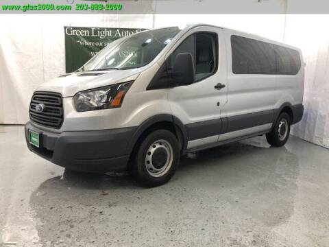 2015 Ford Transit Passenger for sale at Green Light Auto Sales LLC in Bethany CT