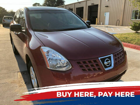 2010 Nissan Rogue for sale at HI SOLUTIONS AUTO in Houston TX