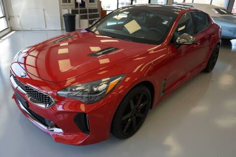 2018 Kia Stinger for sale at Modern Motors - Thomasville INC in Thomasville NC