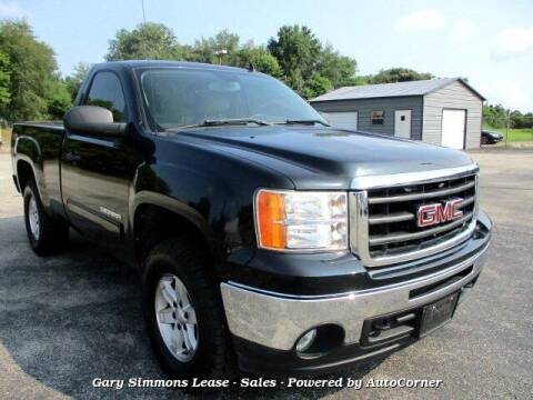 2010 GMC Sierra 1500 for sale at Gary Simmons Lease - Sales in Mckenzie TN