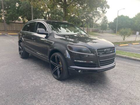 2007 Audi Q7 for sale at Low Price Auto Sales LLC in Palm Harbor FL