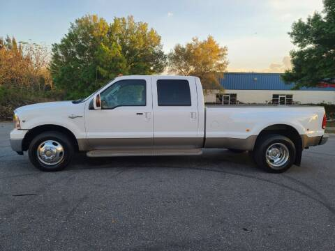 2005 Ford F-350 Super Duty for sale at Monaco Motor Group in Orlando FL