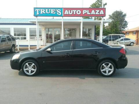 2007 Pontiac G6 for sale at True's Auto Plaza in Union Gap WA