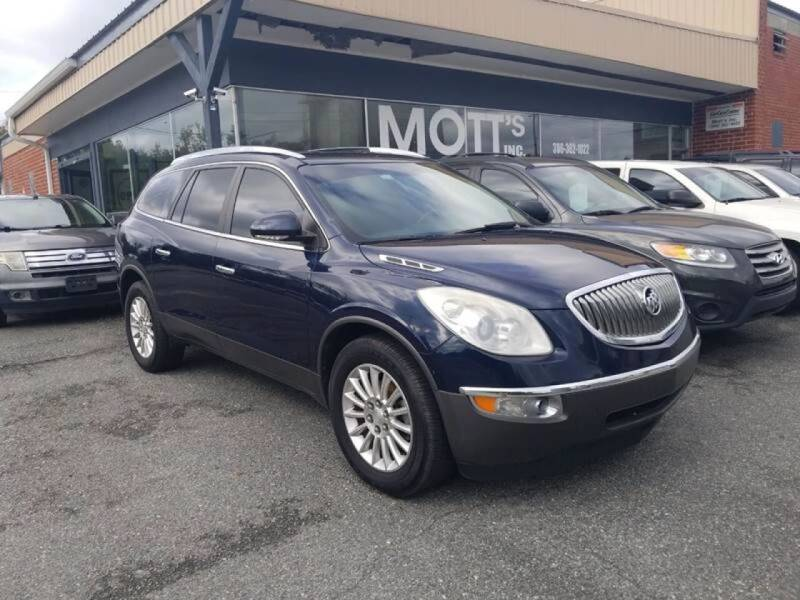 2012 Buick Enclave for sale at Mott's Inc Auto in Live Oak FL